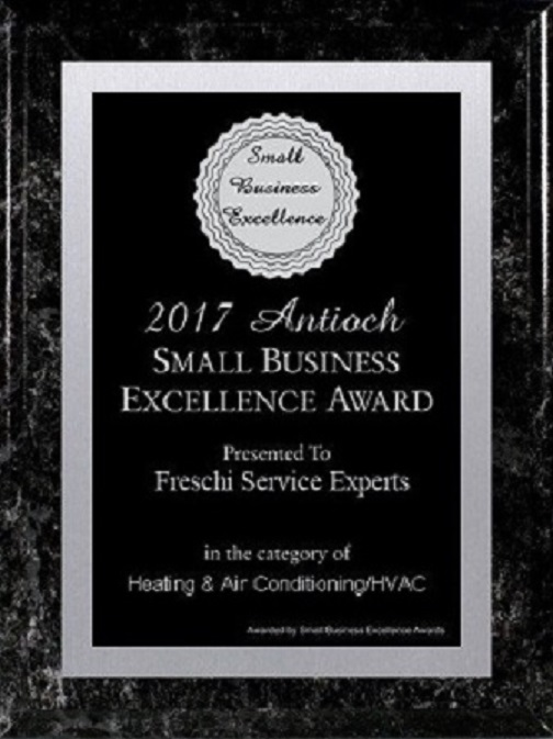 Freschi Small Business Award for web 3