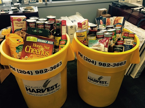 Food Drive Blogs 617